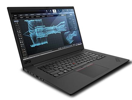 Lenovo ThinkPad P1 workstation