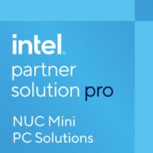 Intel NUC Competency badge