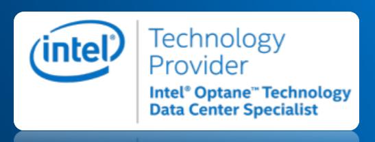 Intel Optane Specialty badge