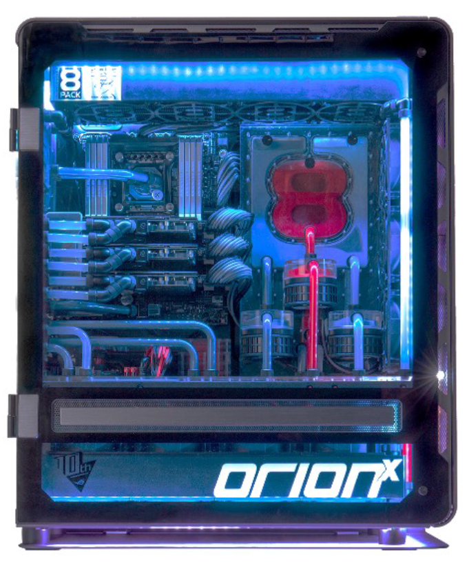 OrionX gaming PC
