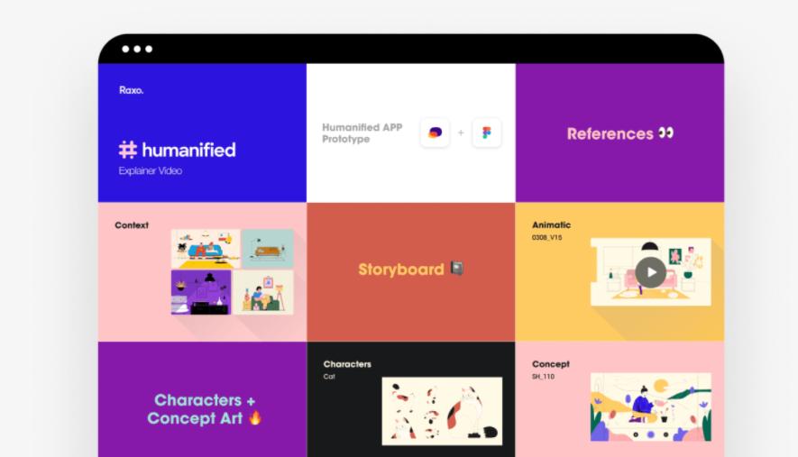 Paste cloud-based slide-deck app