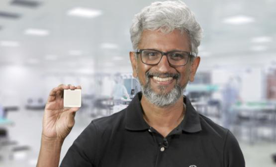 Raja Koduri, Intel's chief architect