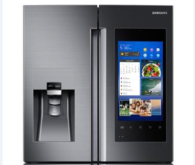 Samsung Family Hub smart refrigerator
