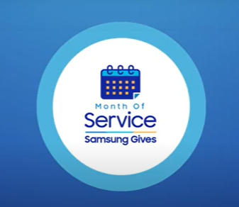 Samsung Month of Service