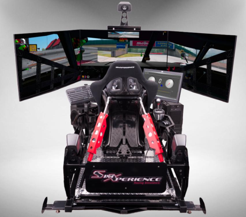 SimExperience car racing simulator