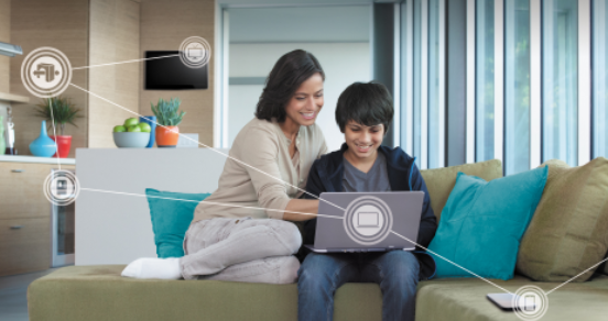 Smart-home device users