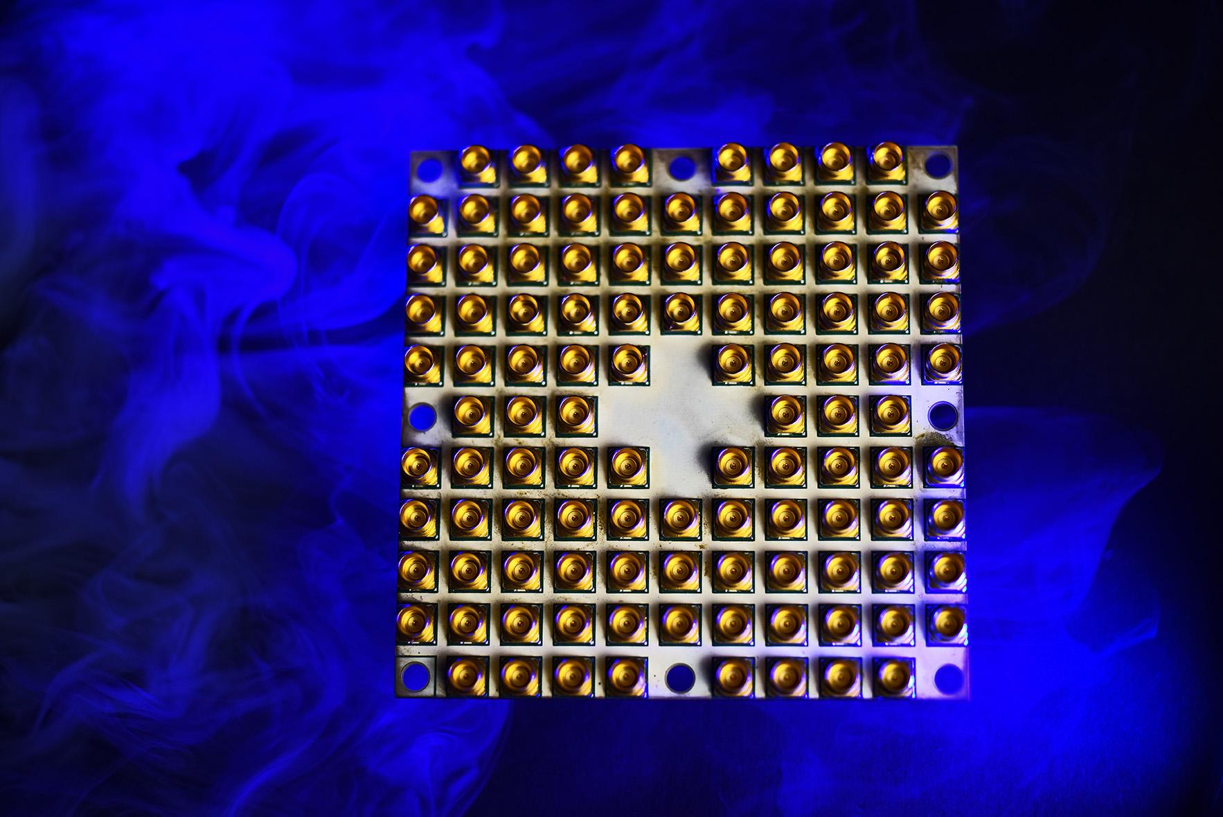 Intel's Tangle Lake quantum chip