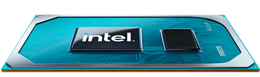11th Gen Intel Core mobile processor