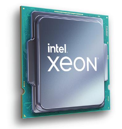 Intel Xeon E-2300 processor